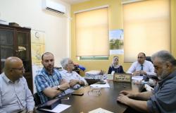 إطلاق الاستعدادات لعقد مؤتمر ابداع الطلبة في جامعة بوليتكنك فلسطين