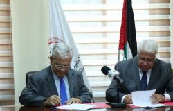 جامعتا بوليتكنك فلسطين والقدس المفتوحة توقعان اتفاقية لإنشاء برنامج ماجستير مشترك في المحاسبة والتمويل